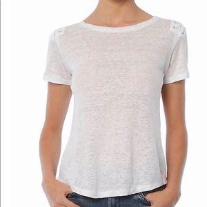 Generation Love white T-shirt